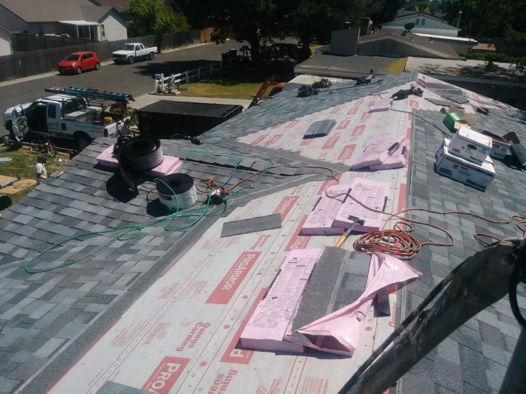 Twin Falls Id Rainguard Roofing