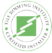 The Roofing Institute Certified Contractor Badge